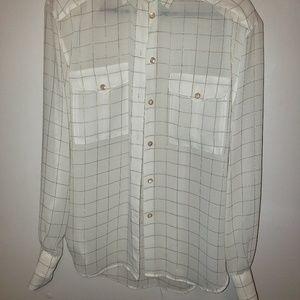 Liz Claiborne Ladies Button Down Shirt